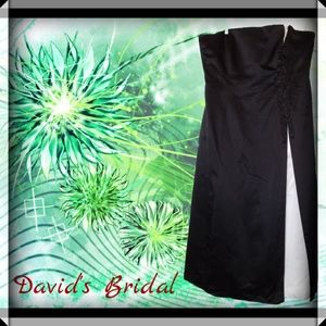 Dresses & Skirts - David's Bridal strapless gown